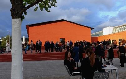 Eröffnung des Vitra Schaudepots in Weil am Rhein am 3. Juni 2016