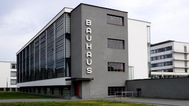Bauhausgebäude in Dessau