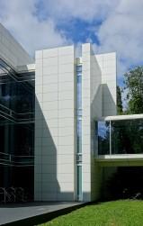 Museum Frieder Burda Baden-Baden, Fassadendetail