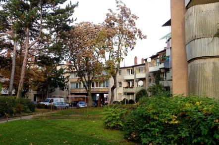 Darmstadt, Wohnhof Nieder-Ramstädter Straße