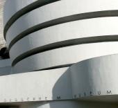 Die Außenform des Gebäudes hat in New York Kultcharakter.